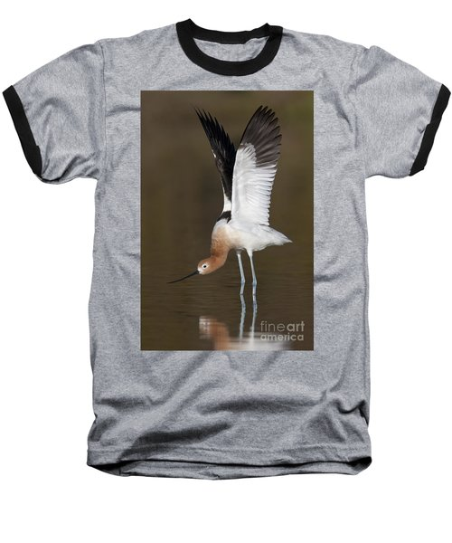 Baseball T-Shirt featuring the photograph Sstretchhh by Bryan Keil