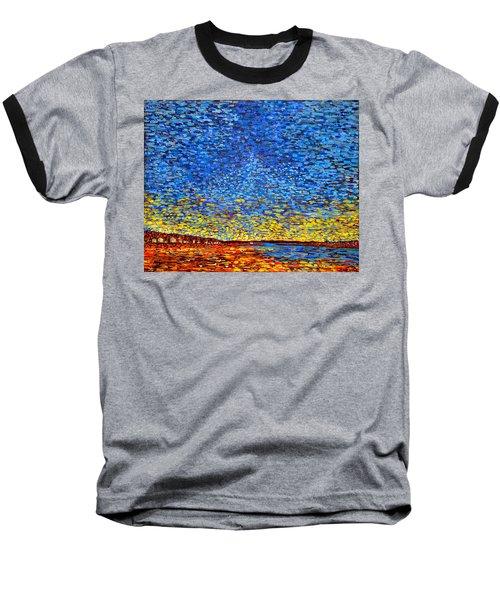 St. Andrews Sunset Baseball T-Shirt