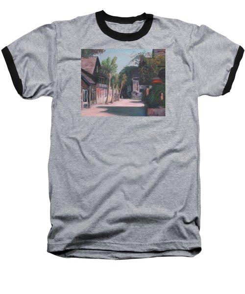 St. George Street II Baseball T-Shirt