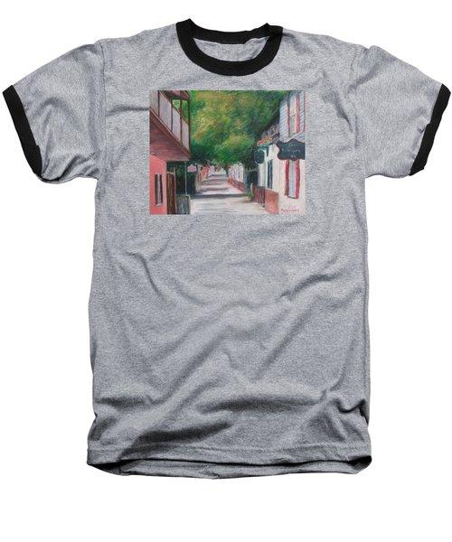 St George Street IIi Baseball T-Shirt