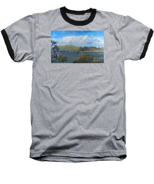 St Georges River Near Como Marina  Baseball T-Shirt