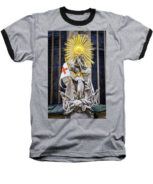 St. John Of Capistrano In Vienna Baseball T-Shirt