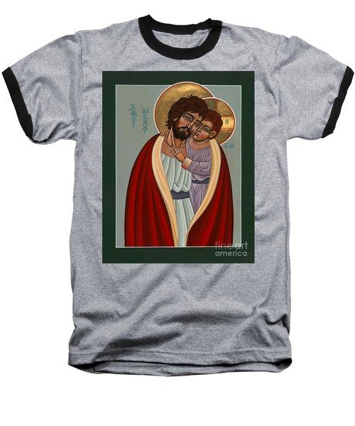 St. Joseph And The Holy Child 239 Baseball T-Shirt