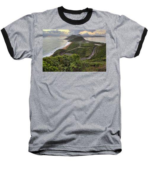 St Kitts Overlook Baseball T-Shirt