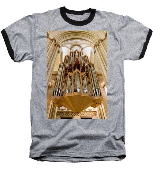 St Lambertus Organ Baseball T-Shirt