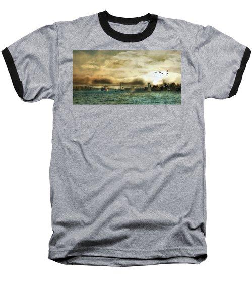 St. Lawrence Seaway Baseball T-Shirt