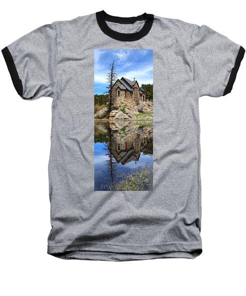 St. Malo Church Baseball T-Shirt