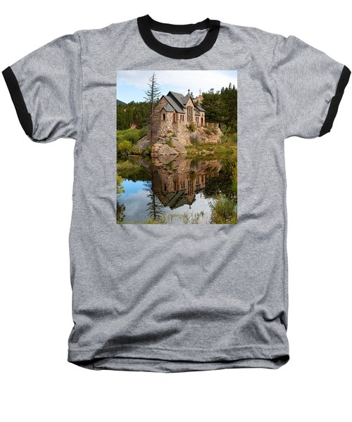 Baseball T-Shirt featuring the photograph St. Malo by Jim Garrison
