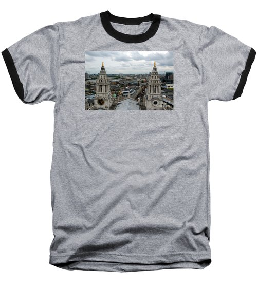 St Paul's View Baseball T-Shirt