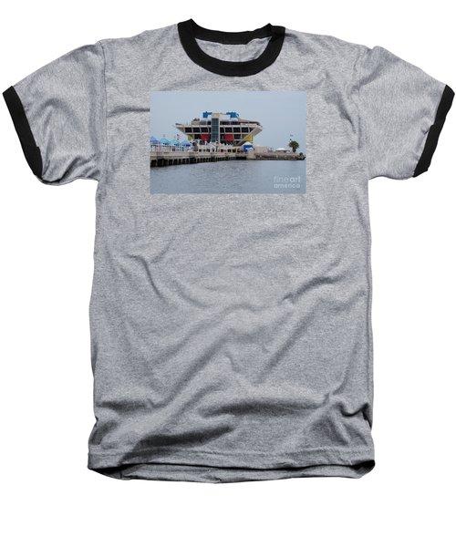 St. Pete Pier Baseball T-Shirt