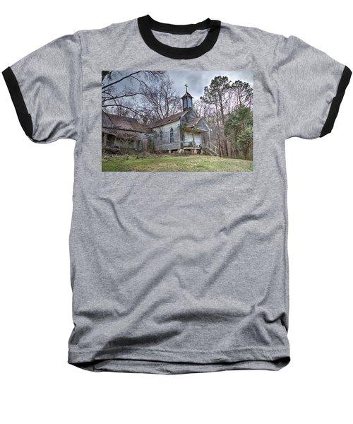 St. Simon's Church Baseball T-Shirt