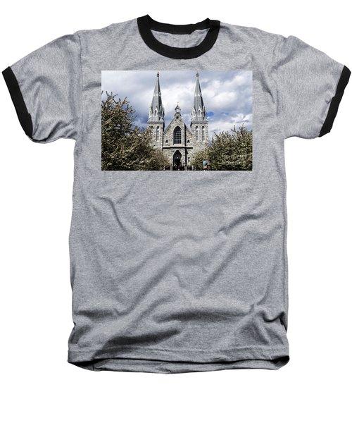 St. Thomas Of Villanova 2 Baseball T-Shirt