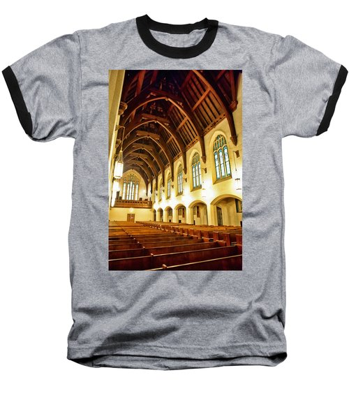 St. Vincent De Paul Church Baseball T-Shirt