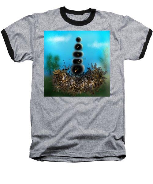 Stack O Fuzzies Baseball T-Shirt