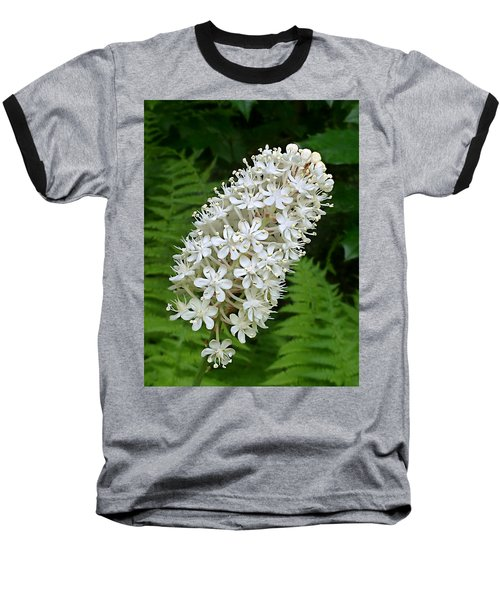 Stagger Grass Lily Baseball T-Shirt
