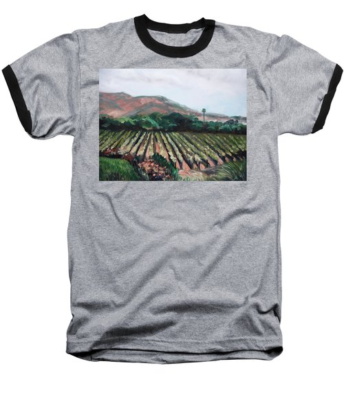 Stag's Leap Vineyard Baseball T-Shirt