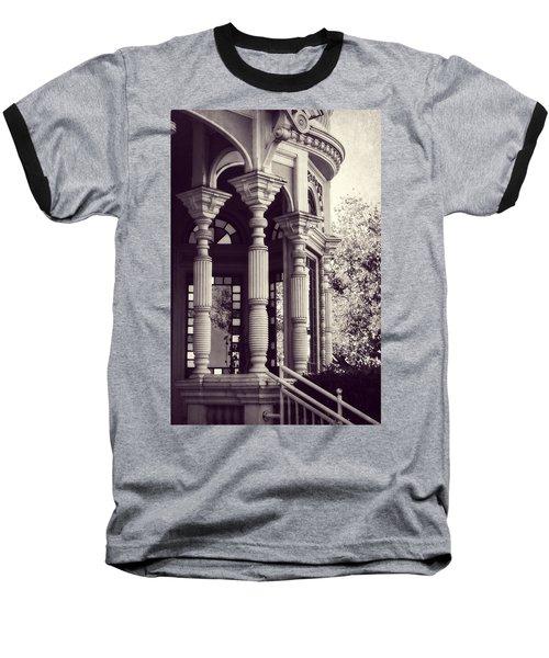 Stained Glass Memories Baseball T-Shirt