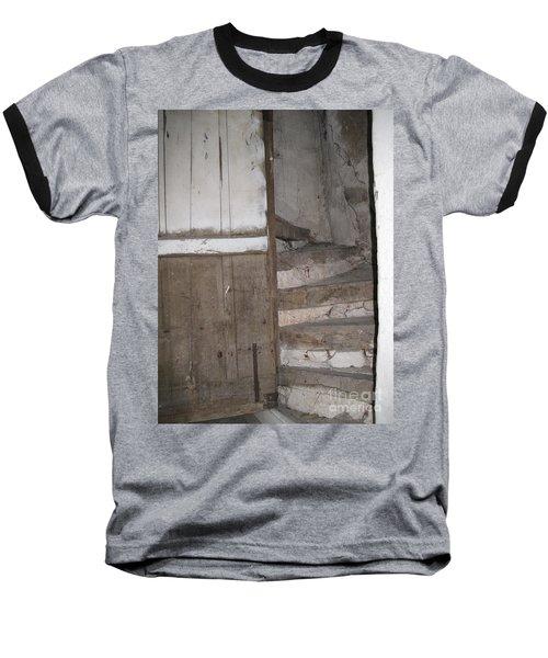 Staircase Baseball T-Shirt