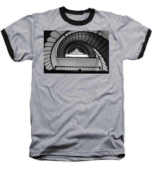 Baseball T-Shirt featuring the photograph Stairs by Andrea Anderegg