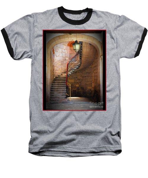 Stairway Of Light Baseball T-Shirt