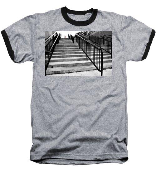Stairway To Freedom Baseball T-Shirt