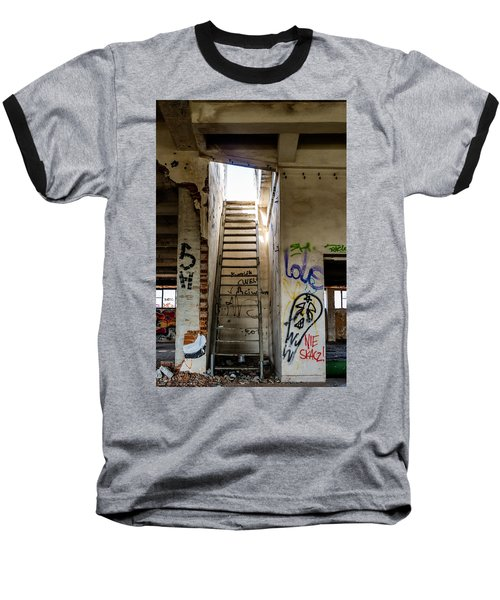 Stairway To Heaven? I Don't Think So... Baseball T-Shirt