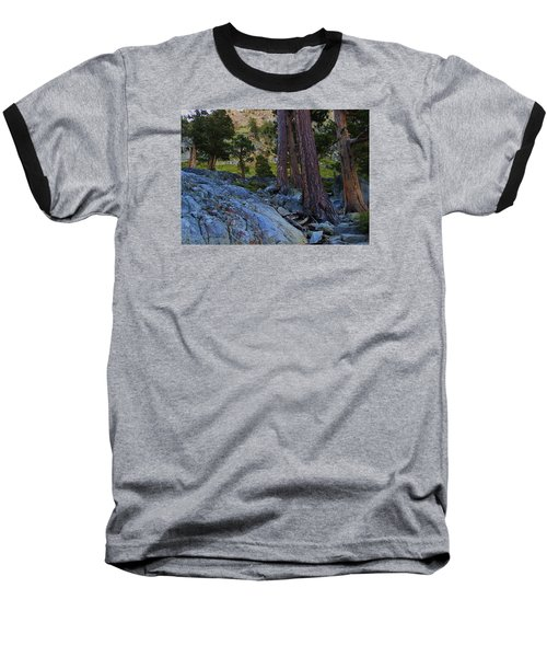 Baseball T-Shirt featuring the photograph Stairway To Heaven by Sean Sarsfield