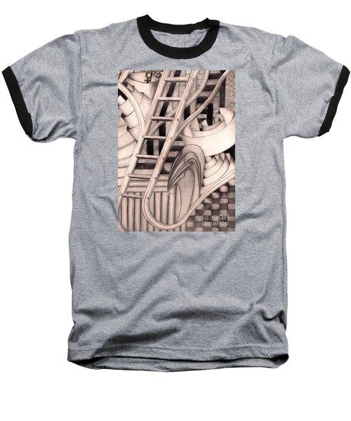 Stairway To.... Baseball T-Shirt