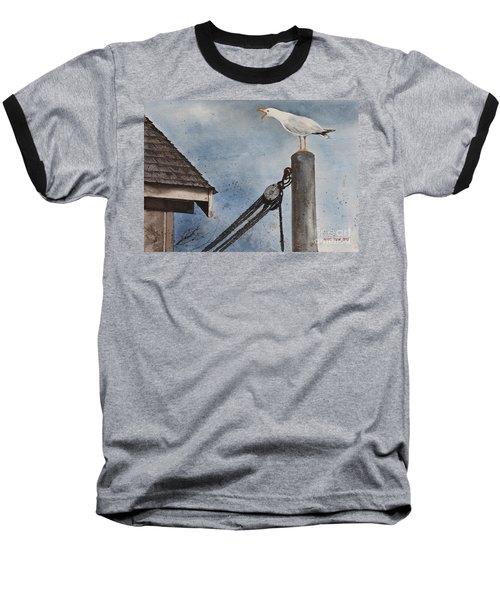 Staking A Claim Baseball T-Shirt