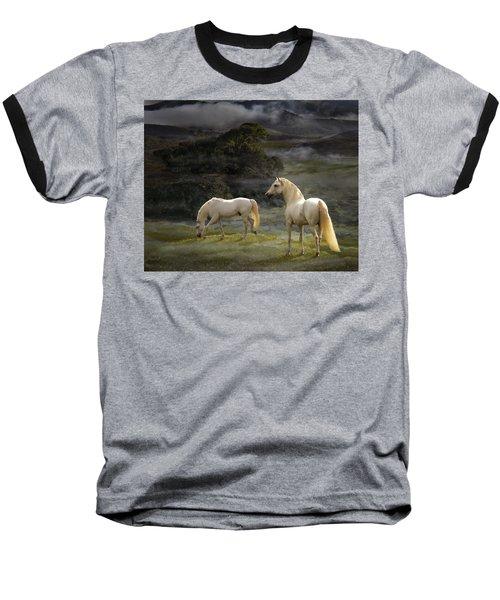 Stallions Of The Gods Baseball T-Shirt