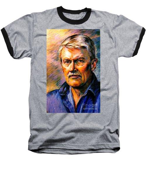 Stan Esson Self Portrait Baseball T-Shirt