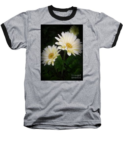 Stand By Me Gerber Daisy Baseball T-Shirt