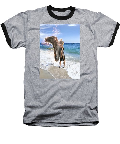 Stand Your Ground  Baseball T-Shirt