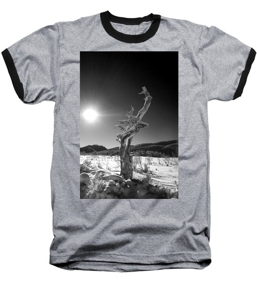 Standing Alone Baseball T-Shirt