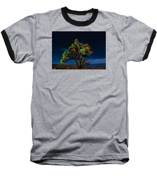 Baseball T-Shirt featuring the photograph Standing by Angela J Wright