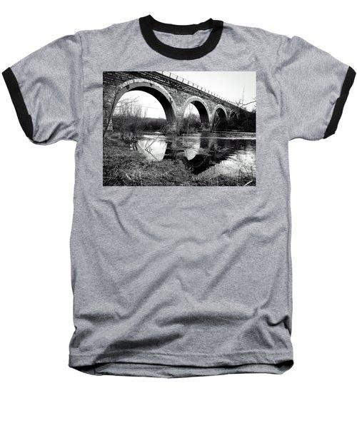 Standing Still Baseball T-Shirt