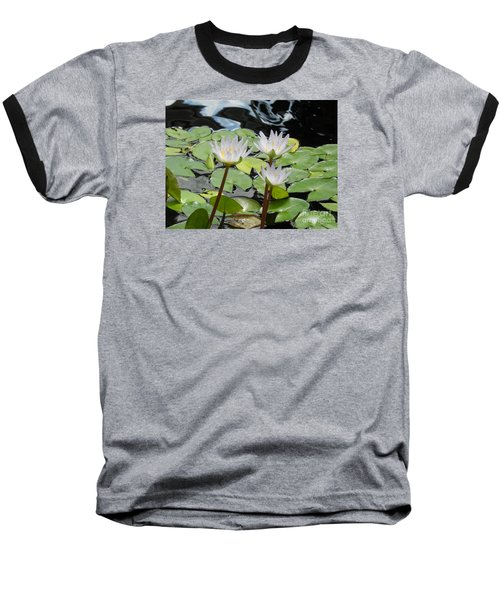 Baseball T-Shirt featuring the photograph Standing Tall by Chrisann Ellis