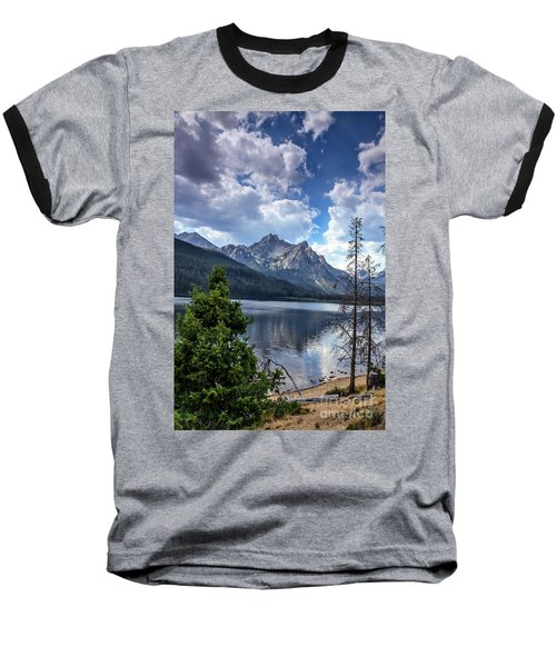Stanley Lake View Baseball T-Shirt