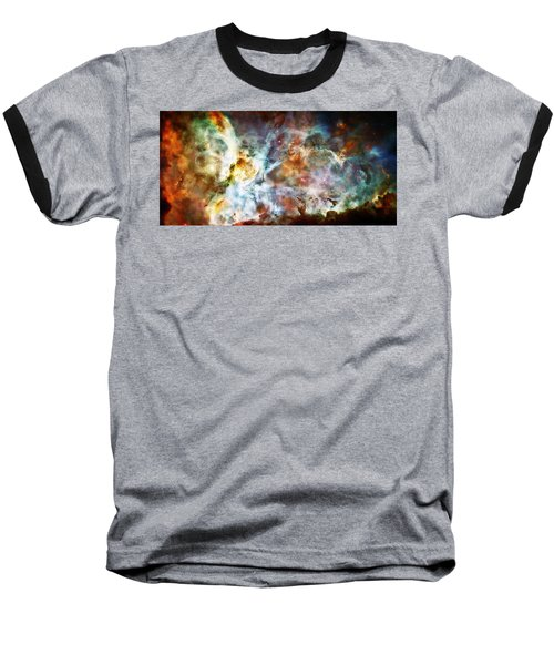Star Birth In The Carina Nebula  Baseball T-Shirt