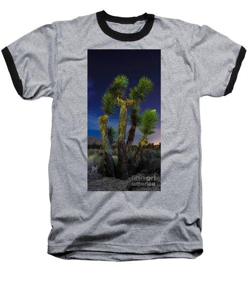 Baseball T-Shirt featuring the photograph Star Gazing by Angela J Wright