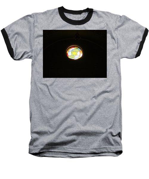 Star Of David Baseball T-Shirt