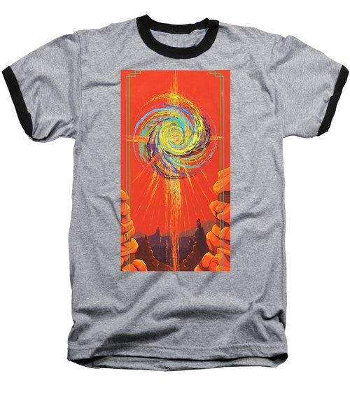 Star Of Splendor Baseball T-Shirt