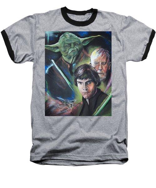 Star Wars Medley Baseball T-Shirt