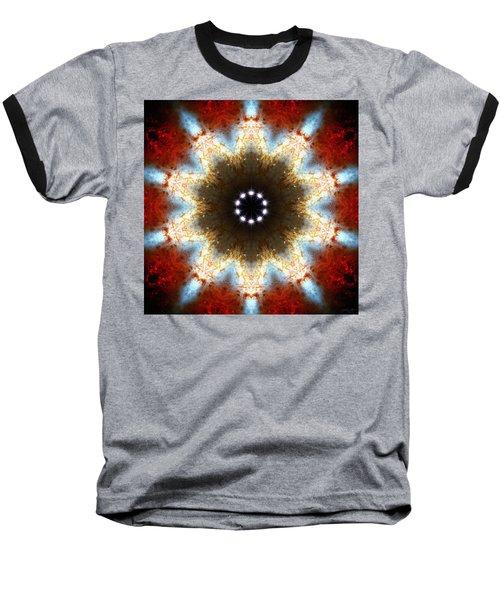 Starburst Galaxy M82 I Baseball T-Shirt