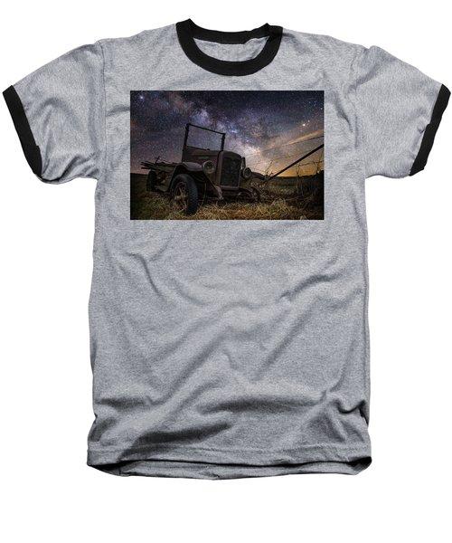 Stardust And  Rust Baseball T-Shirt