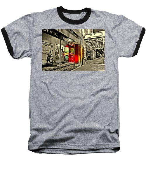 Stardust Memories Baseball T-Shirt