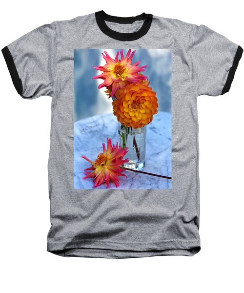 Baseball T-Shirt featuring the photograph Starfire by Jeanette C Landstrom