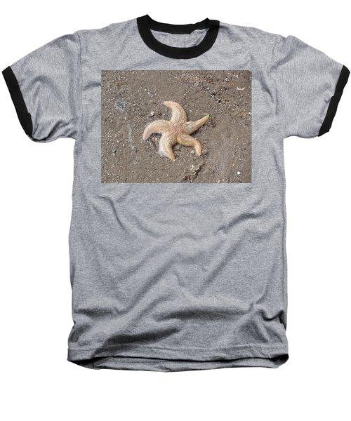 Baseball T-Shirt featuring the photograph Starfish by Tiffany Erdman