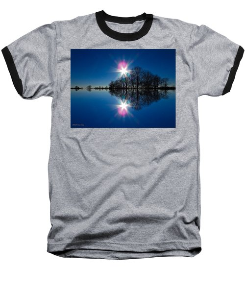 Starflection Baseball T-Shirt