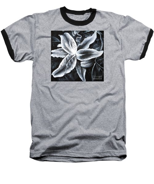 Stargazer Lilly Baseball T-Shirt